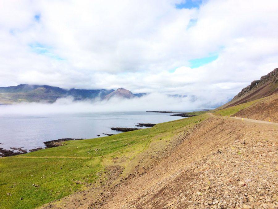 fjord islande