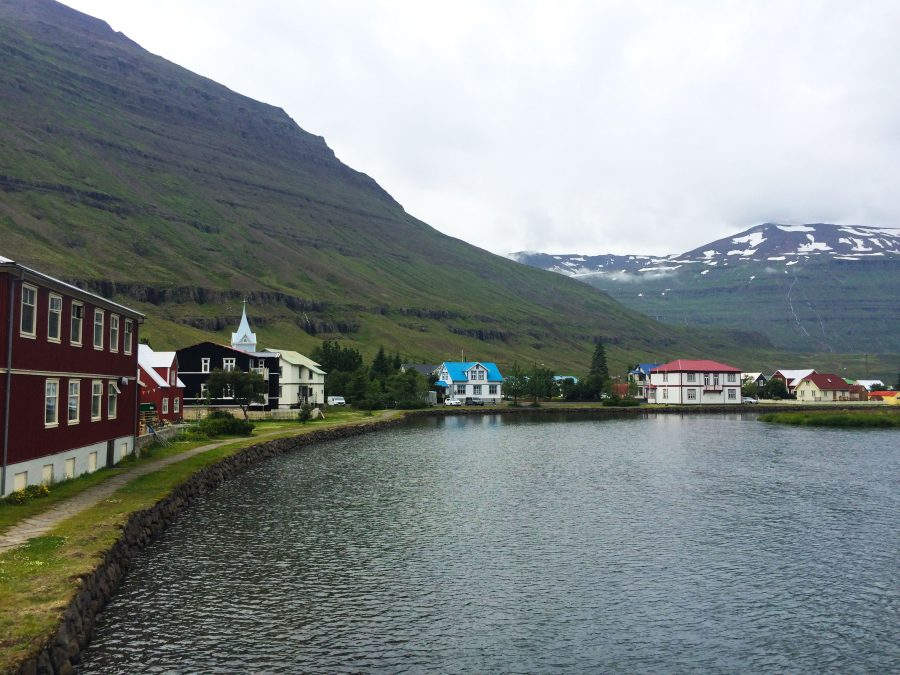 seydisfjordure