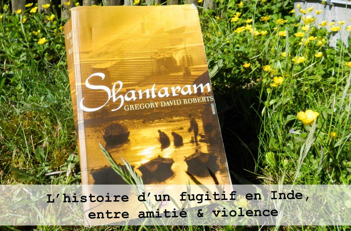LIVRE SHANTARAM