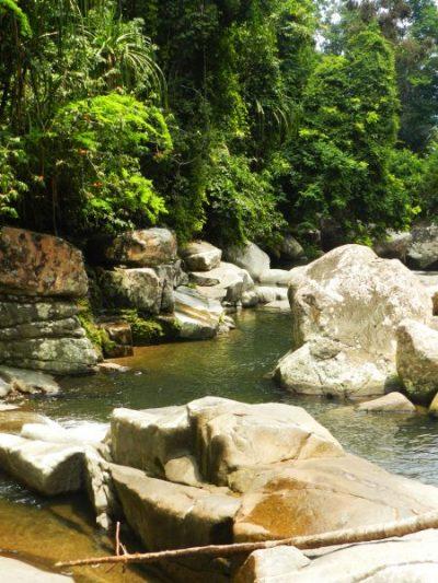 cascades sumatra