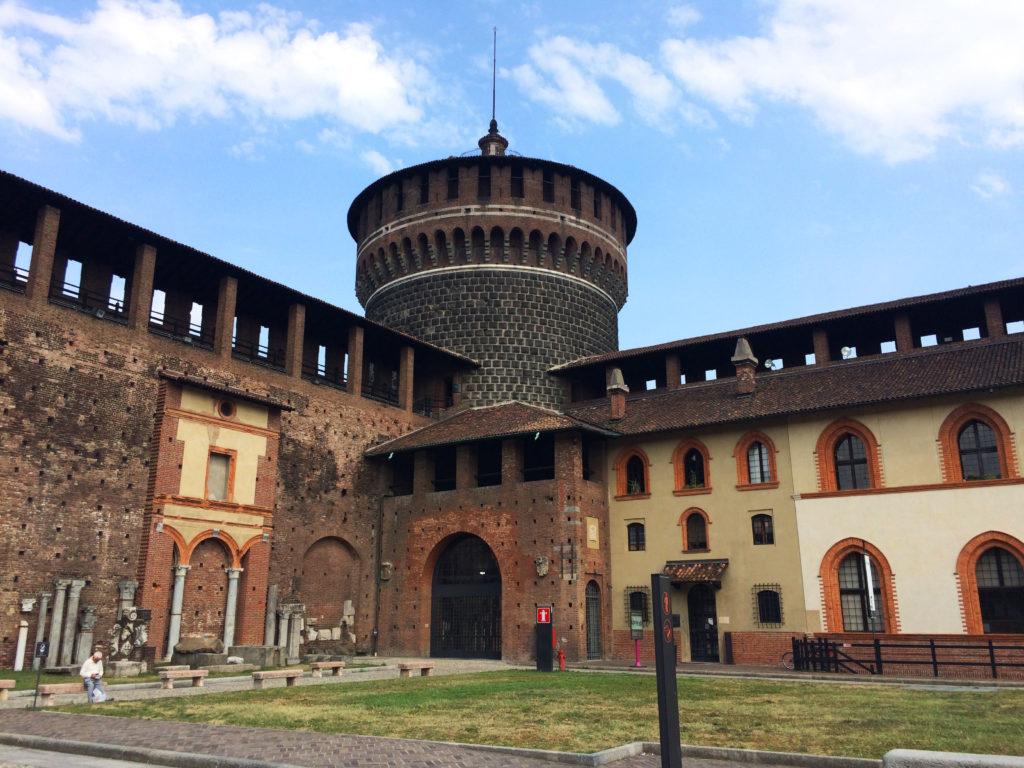 castello sforzeco