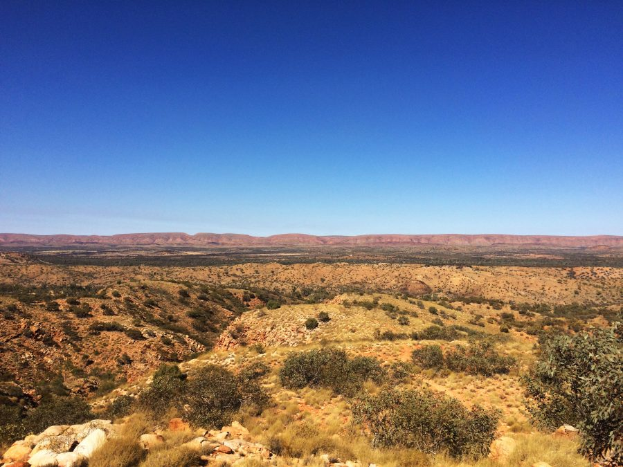 mac donnell ranges