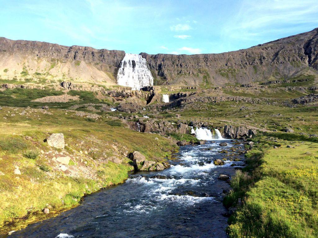 islande fjords de l'ouest