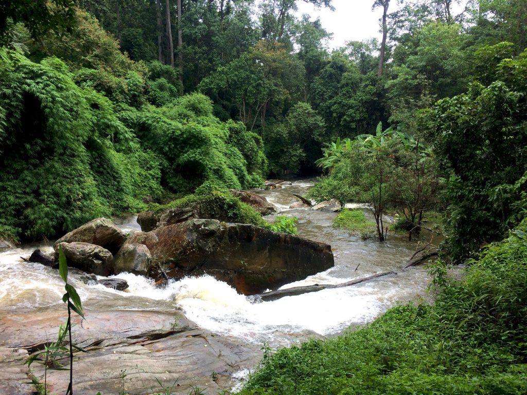 wachirathan waterfalls doi inthanon