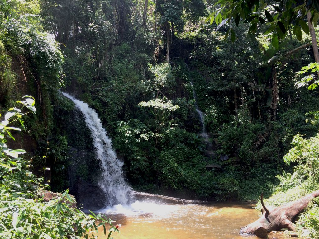 monthathan waterfalls