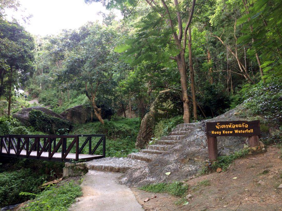 cascades doi suthep huay keaw