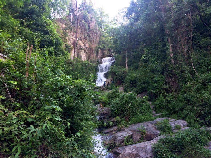 huay keaw waterfall