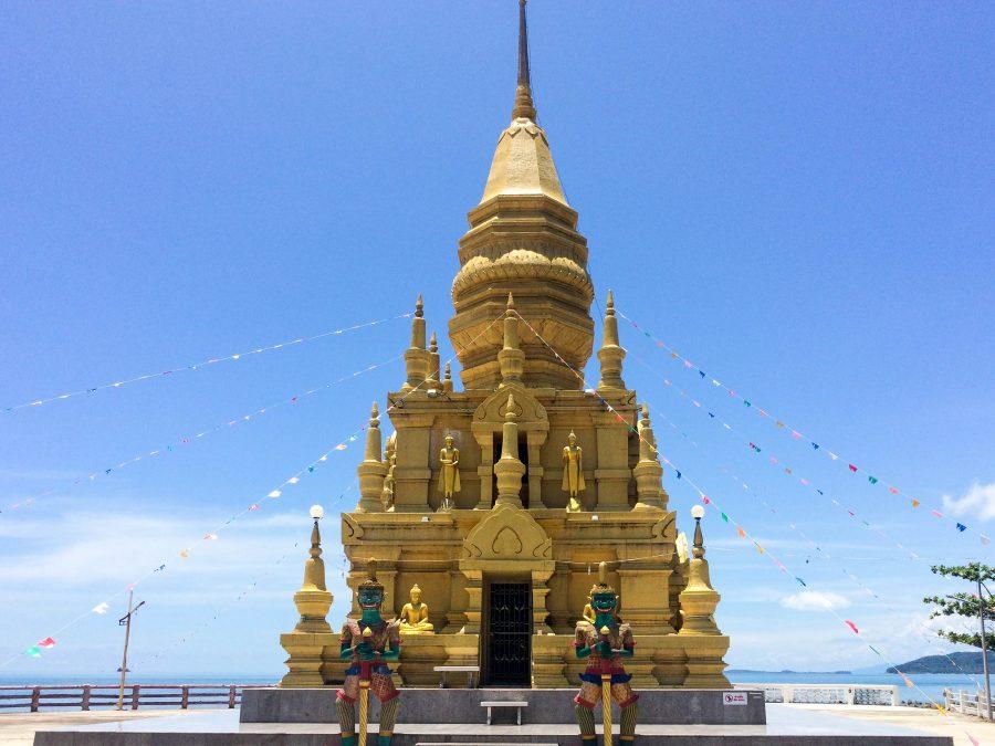 koh samui pagode