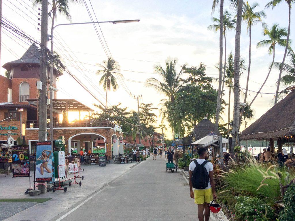 fisherman bophut market