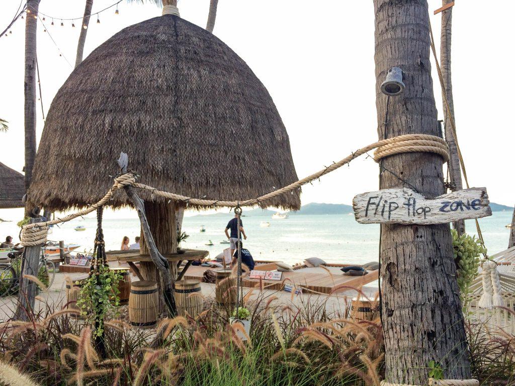 marché pêcheurs koh samui