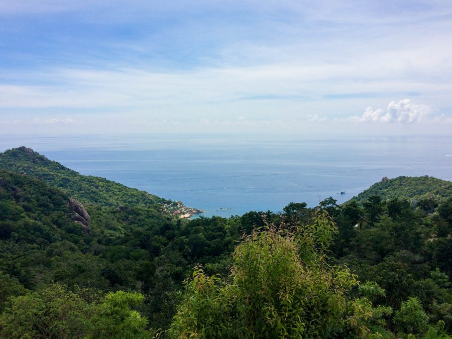 love koh tao lookout