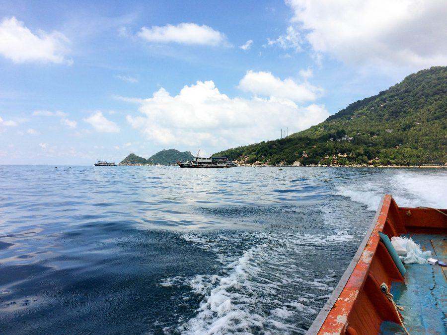 koh nang yuan boat