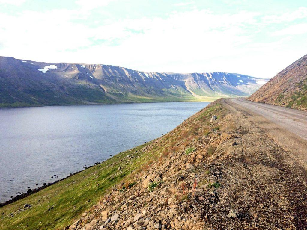 routes fjords ouest