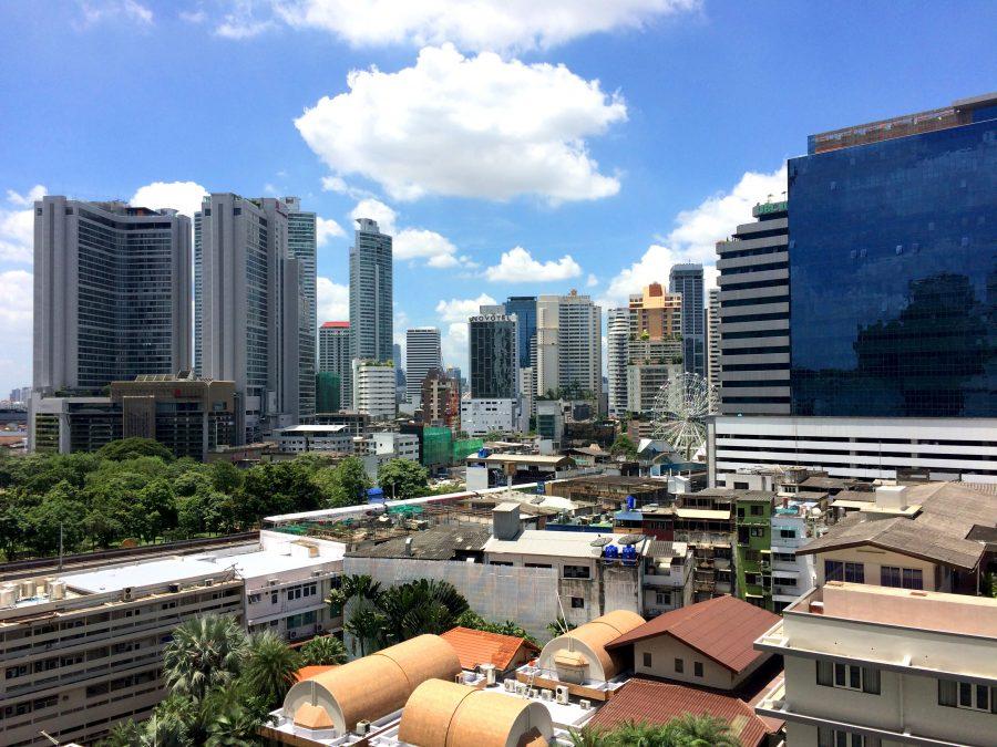 bangkok centre commerciaux