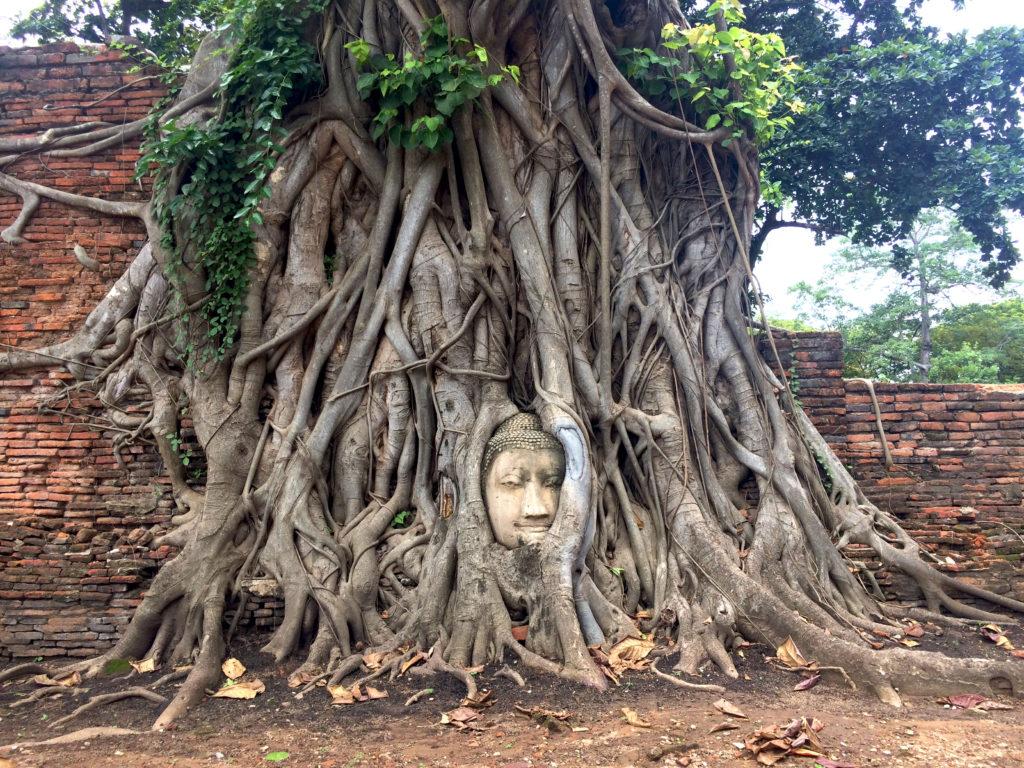 thaïlande ayutthaya