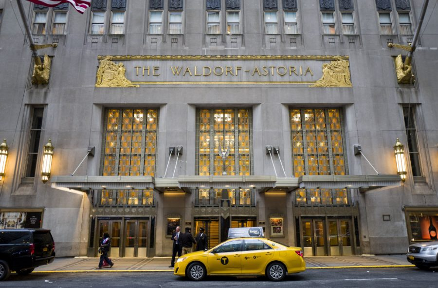 waldorf new york