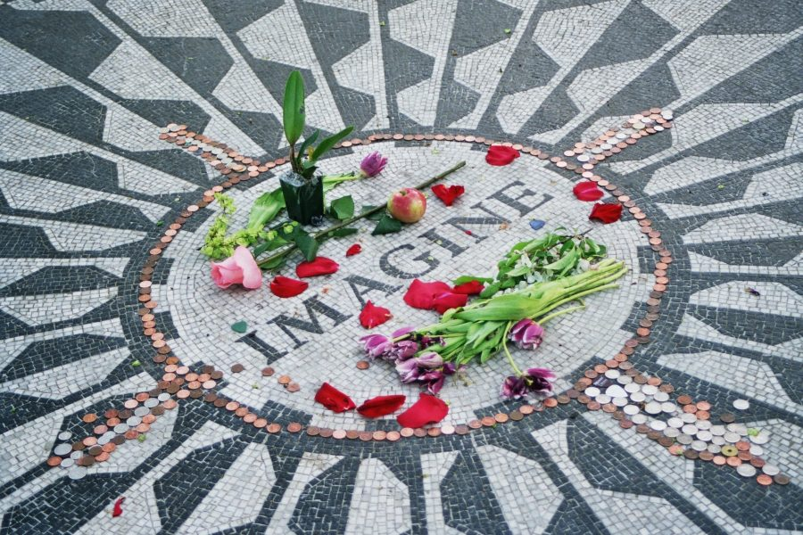 new york strawberry fields