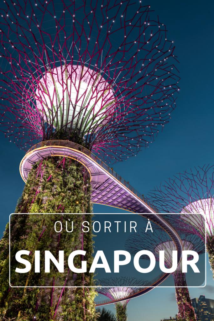 sortir à singapour