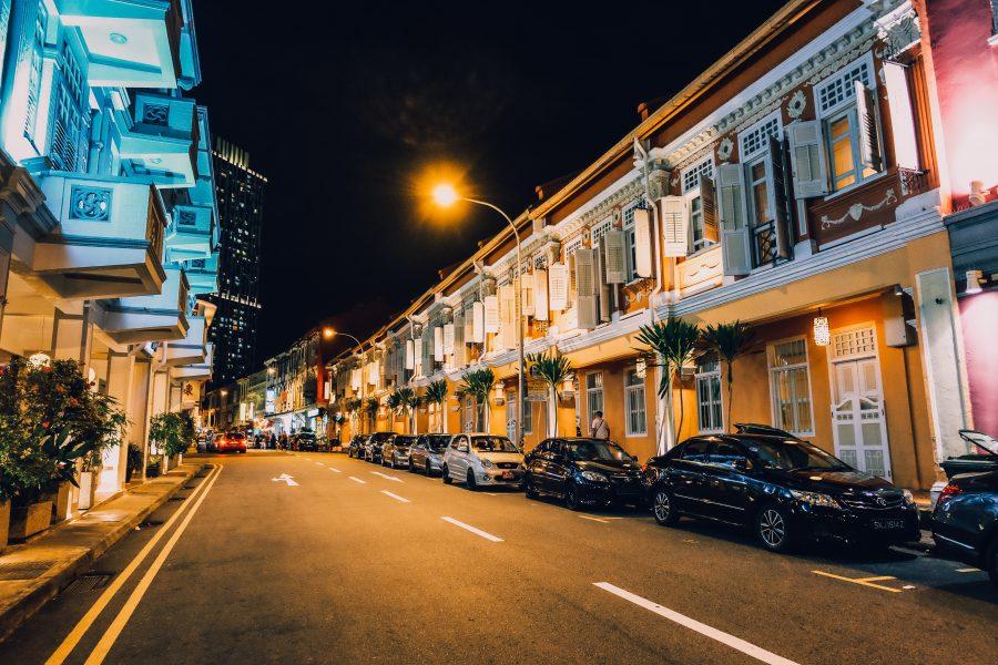 club street singapour
