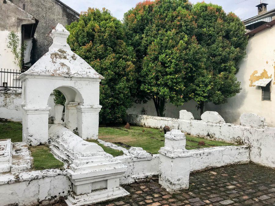 malacca mausoleum