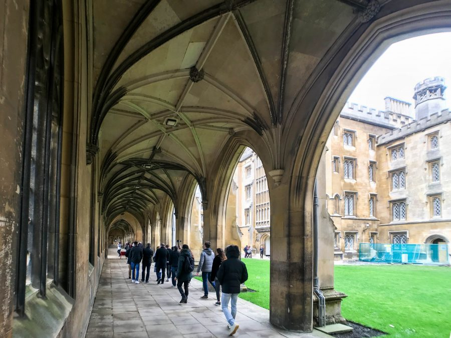 saint john college