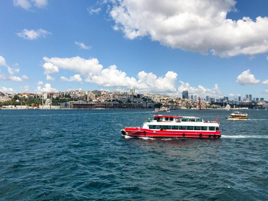 istanbul vapur