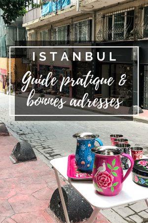 istanbul guide pratique