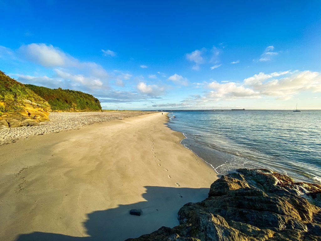 plage des grands sables