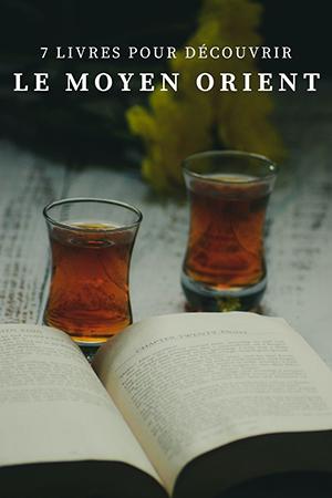 livres moyen orient