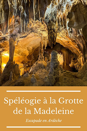 speleologie grotte madeleine