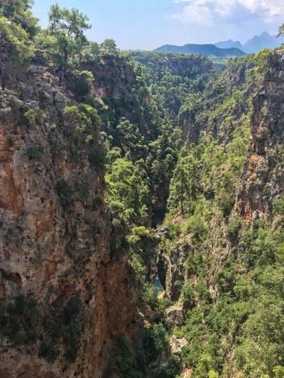 canyon antalya