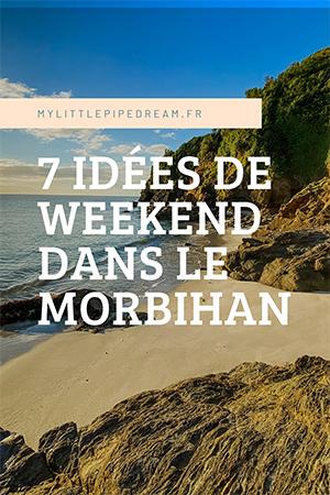 weekend morbihan