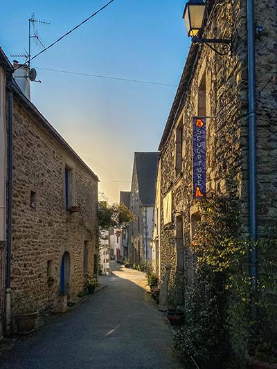 bretagne village