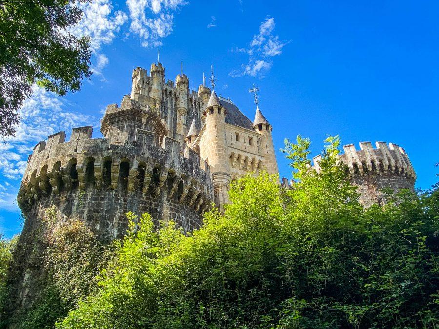 chateau de butron